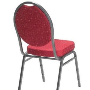 |  Krzesło bankietowe Wenecja kolor czerwony