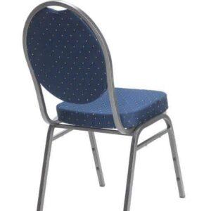 |  Krzesło bankietowe Wenecja kolor granatowy