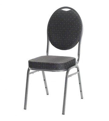|  Krzesło bankietowe Wenecja kolor czarny
