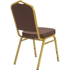krzeslo-bankietowe-rzym-brazowe-tyl|  Krzesło bankietowe Rzym kolor brązowy