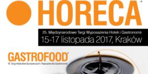 |  Targi Horeca Gastrofood 2017 EXPO Kraków