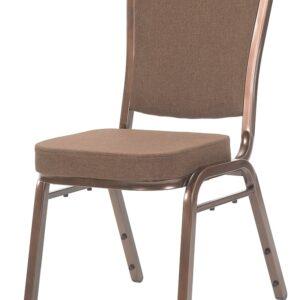 |  Krzesło bankietowe Exclusive Brown 25x25x1.2