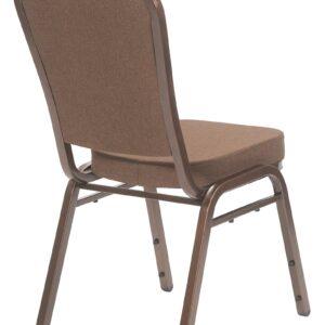 |  Krzesło bankietowe Exclusive Brown 20x20x1.0
