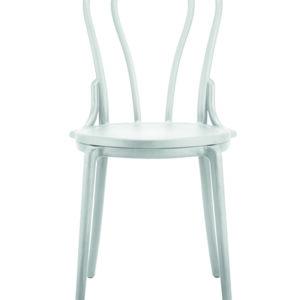 |  Krzesło kuchenne Vintage - białe
