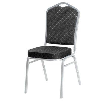 |  Krzesło bankietowe Werona Black 20x20x1,0