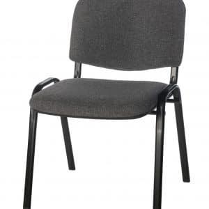 |  Krzesło konferencyjne bankietowe Iso - kolor szary