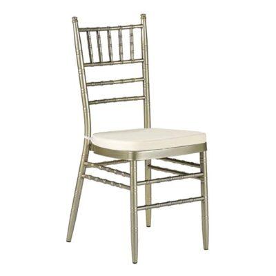 |  Krzesło weselne amerykańskie Chiavari – szampański ARP193B
