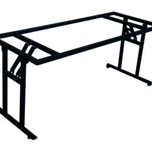 |  Stelaż składany T 100x60cm do stołu bankietowego