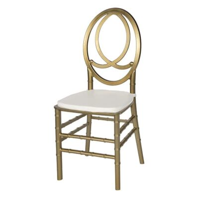 |  Krzesło weselne bankietowe Phoenix PP – złoty | krzeslaonline.pl