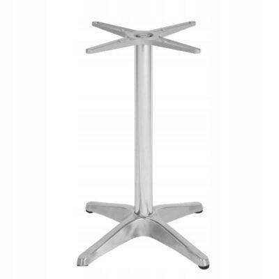 |  Podstawa stolika zewnętrzna srebrna