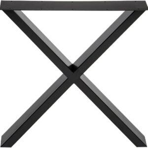 |  Noga metalowa podstawa do stołu loft X