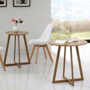 |  Krzesło nowoczesne skandynawskie Toronto – białe | krzeslaonline.pl