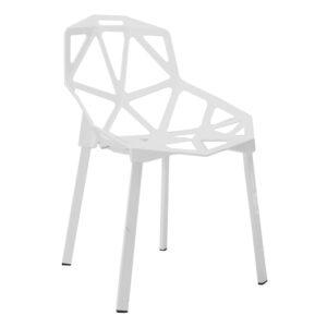 |  Krzesło nowoczesne skandynawskie Carbonia- szare | krzeslaonline.pl