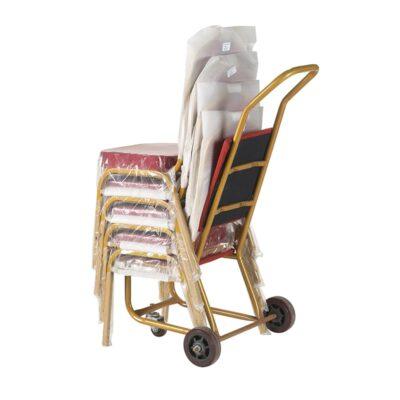 |  Wózek metalowy do krzeseł bankietowych ARP060 | krzeslaonline.pl